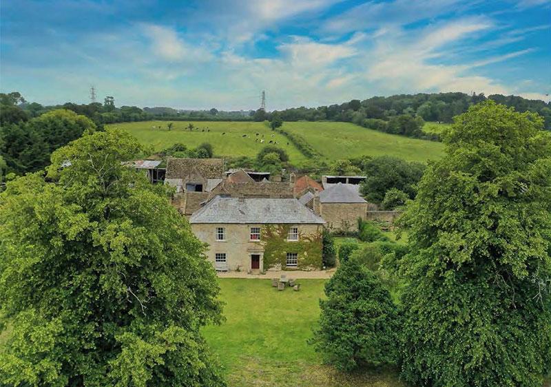 Home Farm, Harts Lane
